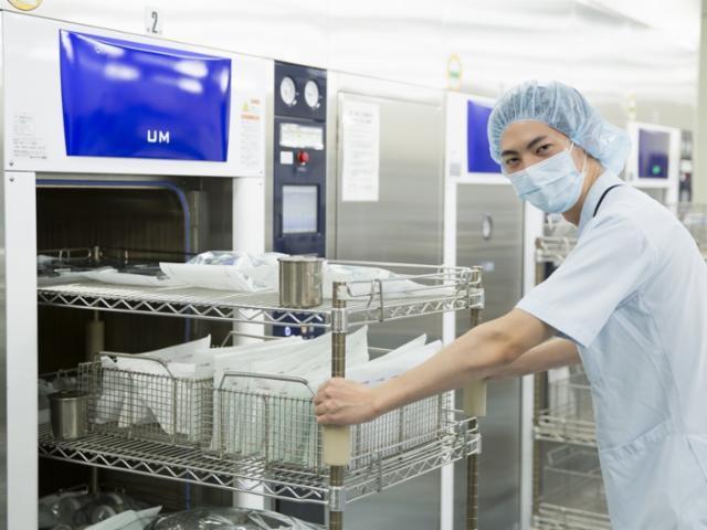 日本ステリ/医療法人社団慈恵会 新須磨病院<539>の画像・写真